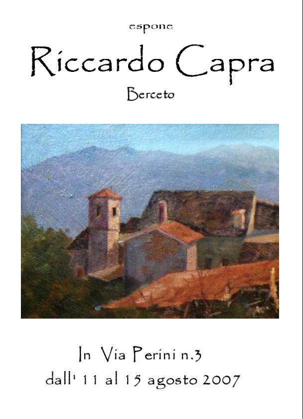 Berceto, Agosto 2007