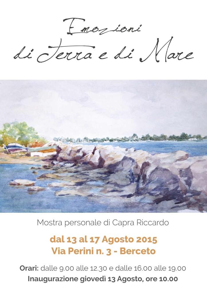 Berceto, Agosto 2015